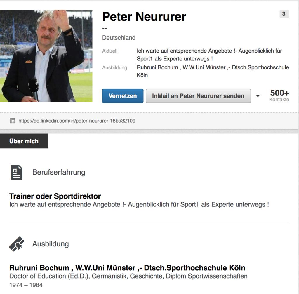 Peter Neururer